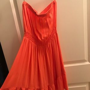 NWT Strapless dress from H&M size 8